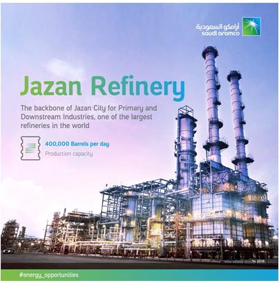 Saudi Aramco Jazan Refinery